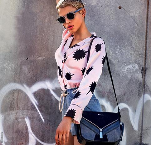 Vêtements et jeans Diesel dames