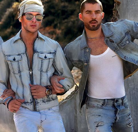 Vêtements et jeans Diesel heren