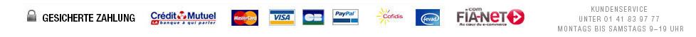Gesicherte Zahlung