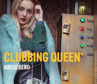 Berlin : Clubbing Queen - quartier Kreuzberg