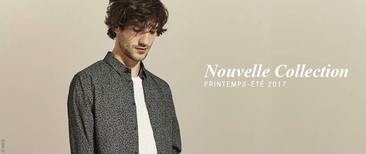 NOUVELLE COLLECTION PRINTEMPS-ETE 2017
