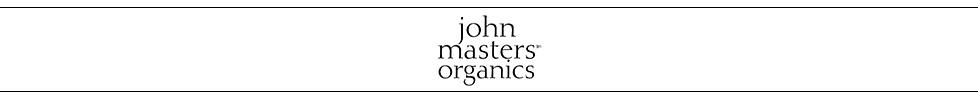 john masters organic beauté