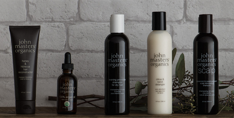 john masters organics beauté