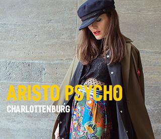 Berlin : Aristo Psycho - quartier Charlottenburg