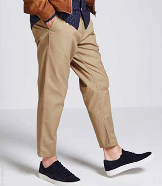 Les Pantalons Chino