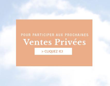 VENTES PRIVEES