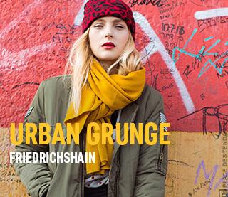 Berlin : Urban Grunge - quartier Friedrichshain