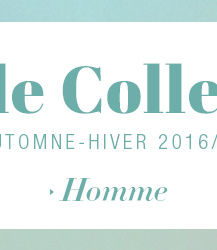 fin de collection homme