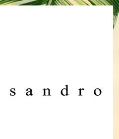-10% en plus des soldes sur SANDRO avec le code PLUS10