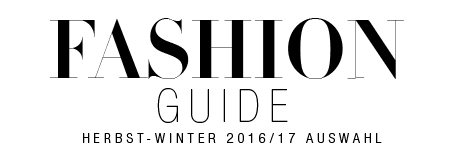guide du style homme aw16