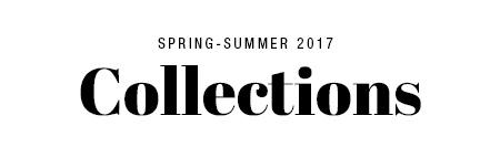collection printemps été 2017